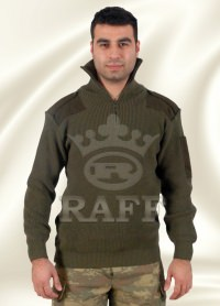 PULL OVER CAMOUFLAGE MILITAIRE 089